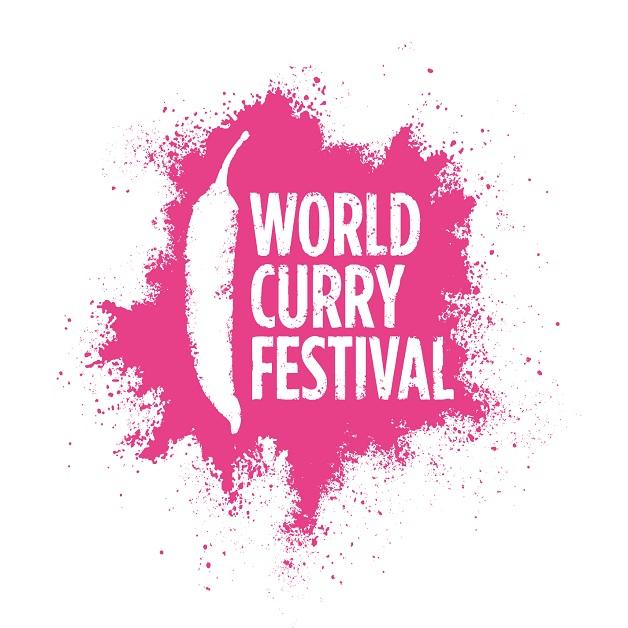 World curry festival logo
